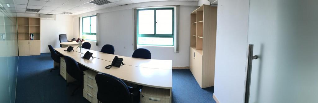 Cho thuê văn phòng trọn gói tại i-Office